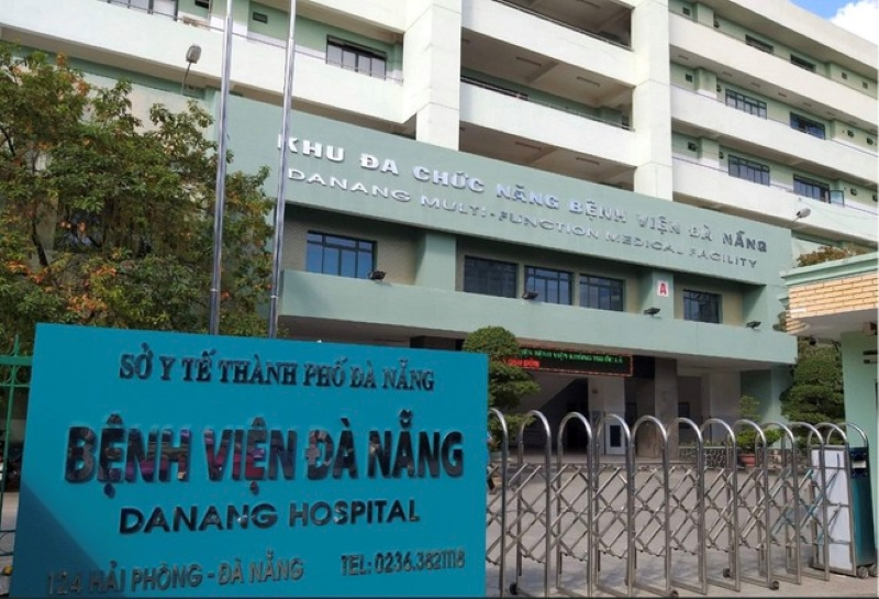 Bệnh viện Đà Nẵng.
