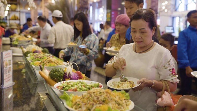 Mong muốn thưởng thức ẩm thực địa phương xếp thứ ba với 21%