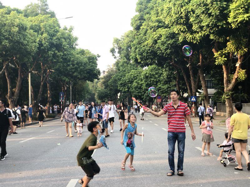 Trong tháng 7, Hà Nội đón gần 1,2 triệu lượt khách du lịch