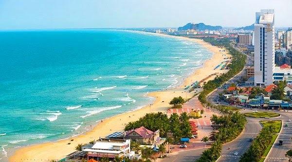 Bãi biển Mỹ Khê (Đà Nẵng) tạm dừng đón khách du lịch trong 14 ngày kể từ 13h ngày 26/7
