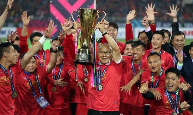 Đội tuyển Việt Nam là đương kim vô địch AFF Suzuki Cup