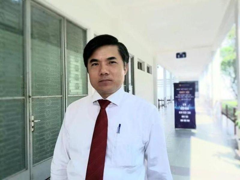 Vụ trưởng Giáo dục Chính trị và Công tác học sinh, sinh viên (Bộ GD&ĐT) Bùi Văn Linh.