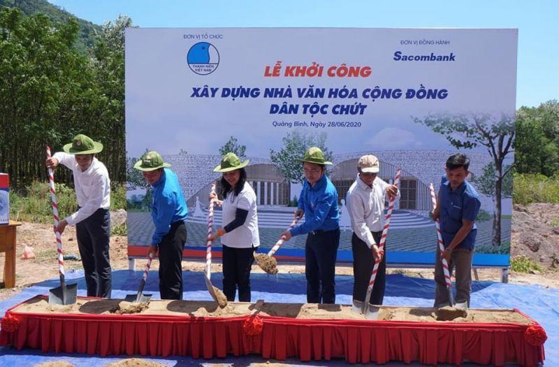 Khởi công xây dựng Nhà văn hóa cộng đồng dân tộc Chứt ở Quảng Bình từ chương trình