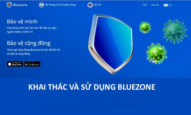 Bộ Thông tin và Truyền thông khuyến cáo người dân cài đặt ứng dụng Bluezone.