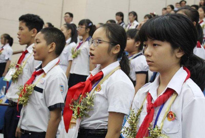 Đại hội Cháu ngoan Bác Hồ toàn quốc lần thứ IX dự kiến có 350 đại biểu tham gia
