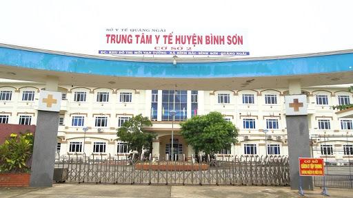 Trung tâm Y tế huyện Bình Sơn- Cơ sở 2, Quảng Ngãi
