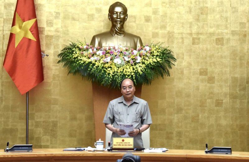 Thủ tướng Nguyễn Xuân Phúc làm Chủ tịch Ủy ban quốc gia về Chính phủ điện tử.