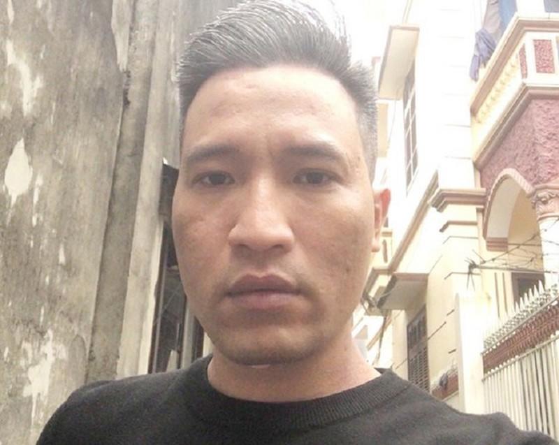 Bị cáo Nguyễn Văn Trung