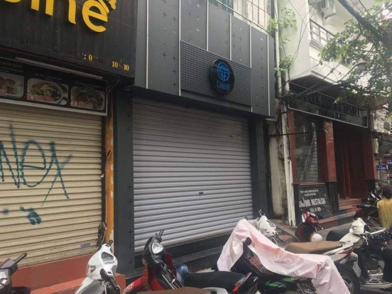 Quán bar The CirCle (thuộc Công ty TNHH Dịch vụ An Viên) tại số 31-33 Mã Mây đã từng vi phạm và bị xử phạt 40 triệu đồng vào năm 2019