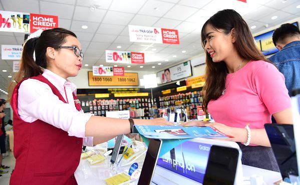 Đầu tư mạnh mẽ vào công nghệ là chiến lược giúp Home Credit không ngừng nâng cao chất lượng sản phẩm, dịch vụ.