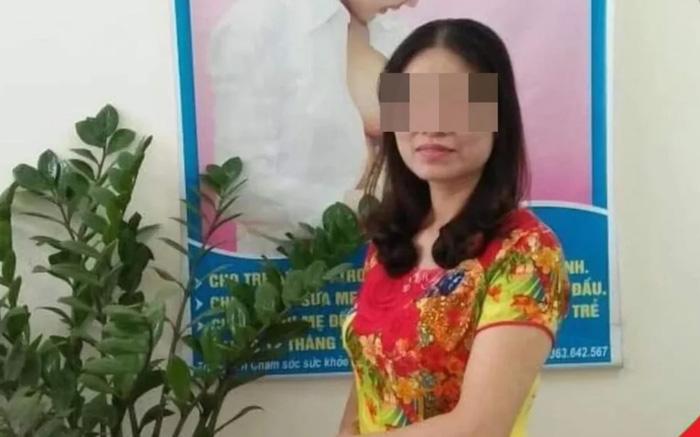 Chử Thị Mỹ Lệ bị công an bắt giữ để điều tra về hành vi giết người. Ảnh Dân Việt.