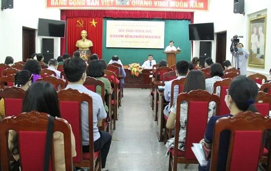 Hội thảo với chủ đề