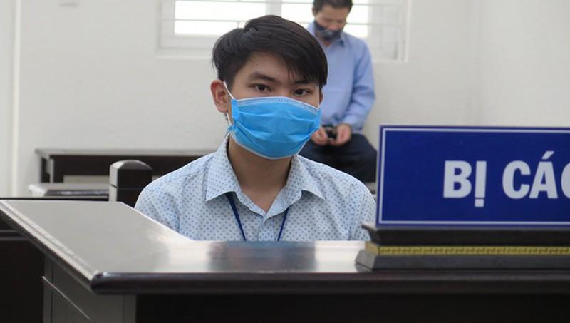 Bị cáo Nguyễn Minh Quang tại tòa phúc thẩm