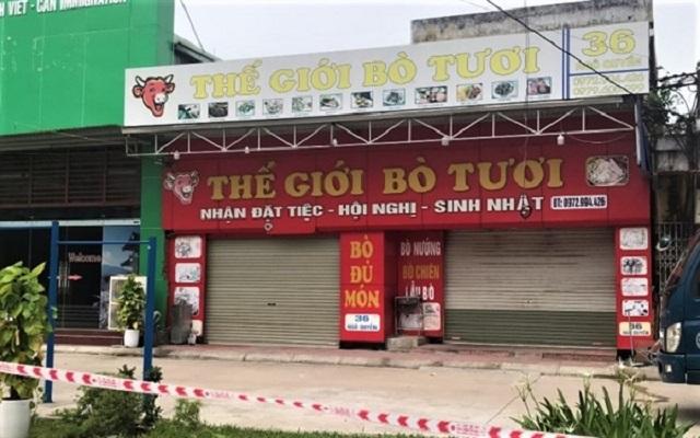 Thành phố Hải Dương đã quyết định cách ly xã hội toàn thành phố từ 0h ngày 14/8.