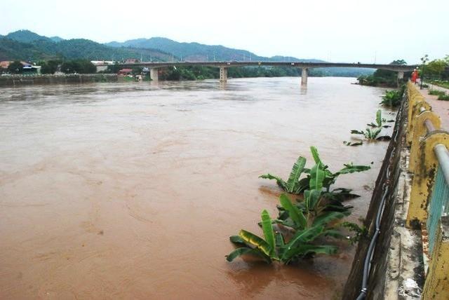 Lũ trên hệ thống sông tại Hà Nội sẽ tập trung trong tháng 9 - 10/2020. Ảnh minh họa.