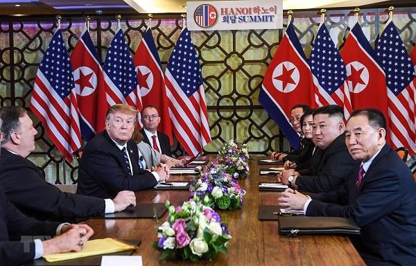 Việc đăng cai thành công hội nghị Thượng đỉnh Mỹ - Triều lần thứ 2 khẳng định vị thế của Việt Nam.