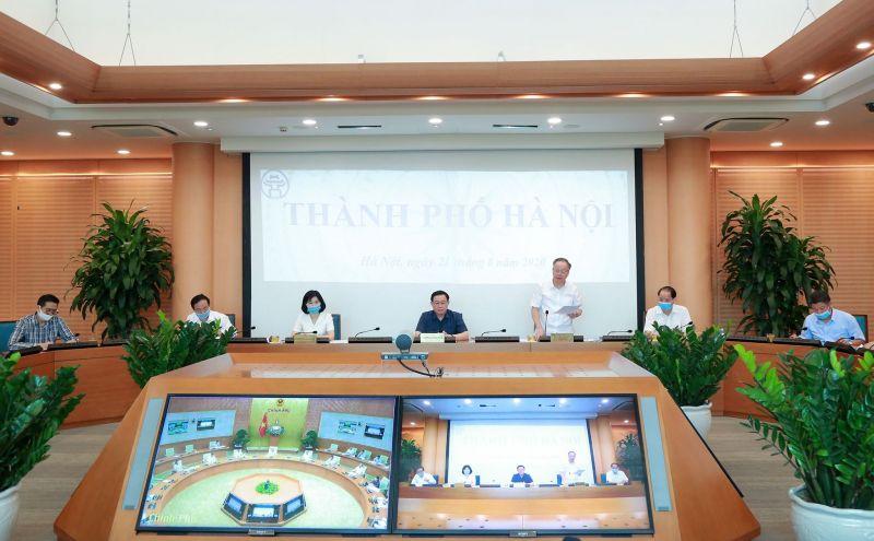 Phó Chủ tịch Thường trực UBND thành phố Nguyễn Văn Sửu.