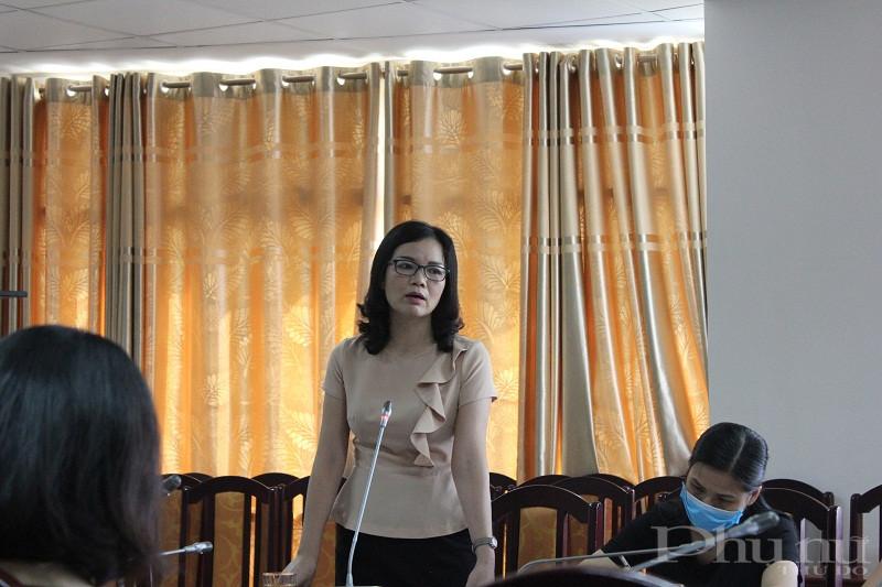 Đồng chí Nguyễn Thị Bảy - Chủ tịch Hội LHPN huyện Đan Phượng cho biết: Việc lựa chọn nội dung, phương pháp giám sát phù hợp với chức năng, nhiệm vụ của Hội, thực tiễn địa phương sẽ đảm bảo cho hoạt động giám sát hiệu quả, thực chất.