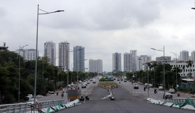 Hà Nội đẩy mạnh giải ngân vốn đầu tư công.