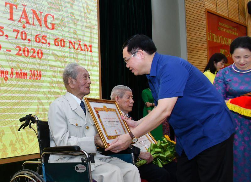 Những danh hiệu cao quý sẽ ghi nhớ đóng góp của các tầng lớp nhân dân vào sự phát triển của Thủ đô