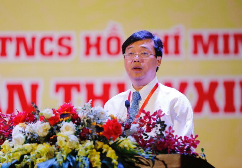 Đồng chí Lê Quốc Phong tái đắc cử