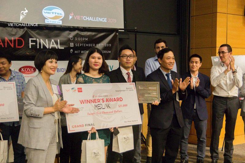 Đội thắng cuộc năm 2019 đã có cơ hội tham dự VCK tại Mỹ