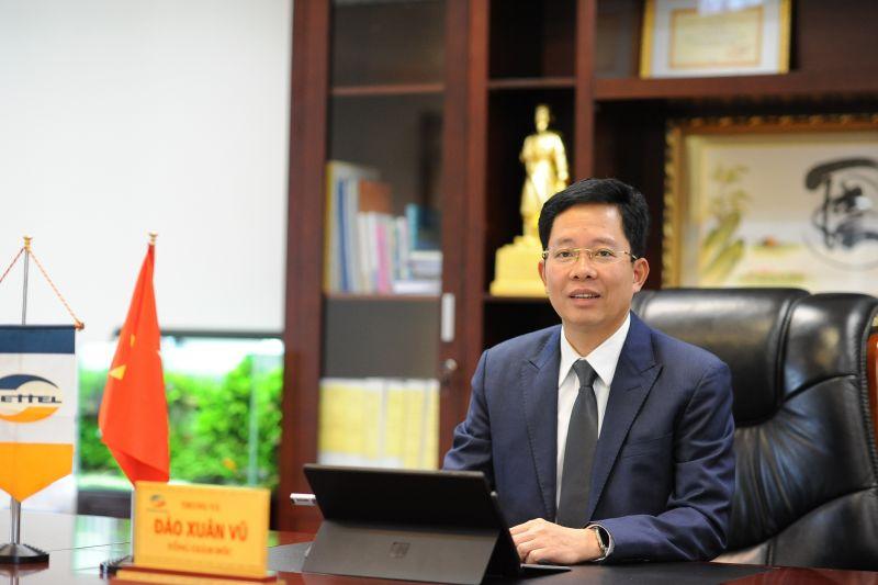Ông Đào Xuân Vũ, Tổng Giám đốc Viettel Network