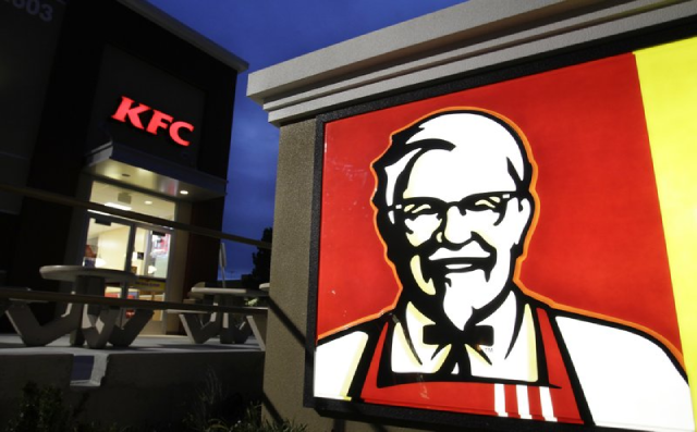 KFC tạm dừng sử dụng slogan
