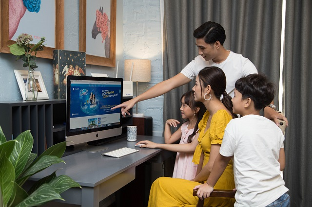 Gói tích hợp Home Combo đạt Giải bạc IT Arward được nhiều khách hàng lựa chọn.