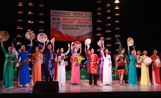 Chương trình Tuần/ngày Việt Nam ở nước ngoài được Bộ Ngoại giao tổ chức tại nhiều nước với các nội dung đa dạng về hội họa, ẩm thực, văn học, nghệ thuật truyền thống...
