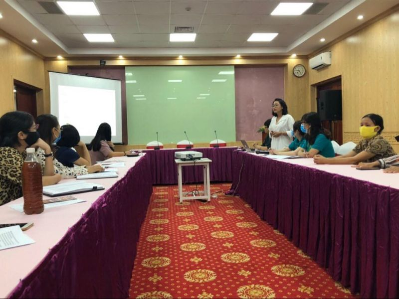 Hội thảo tham vấn về vụ việc cháu H tại Ngôi nhà Bình yên