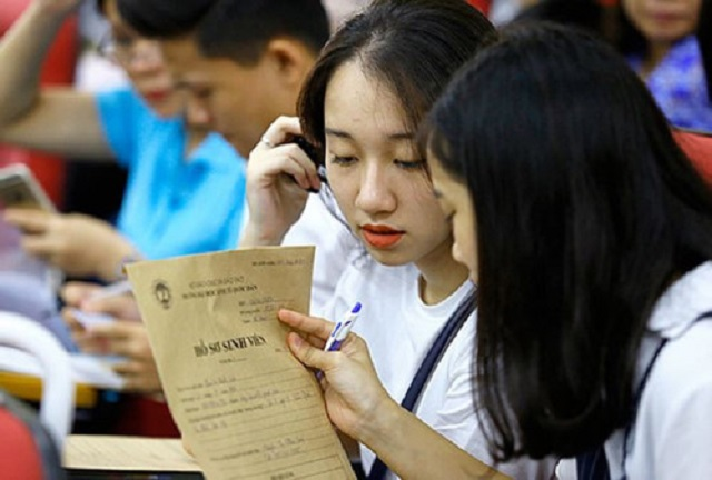 Sau khi có kết quả thi tốt nghiệp THPT, thí sinh sẽ được điều chỉnh nguyện vọng đăng ký xét tuyển nếu có nhu cầu.