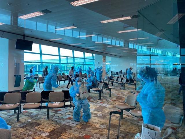 Hãng hàng không VietJet đã thực hiện nghiêm túc các biện pháp về an ninh, an toàn và vệ sinh dịch tễ trong suốt chuyến bay.