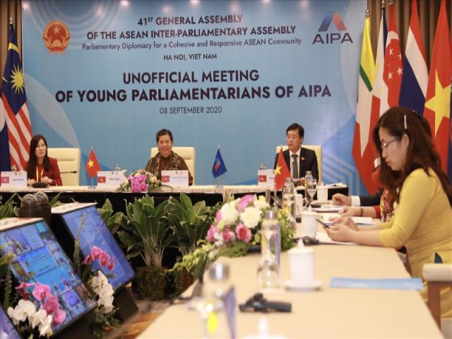 Đây là lần đầu tiên một diễn đàn dành cho các Nghị sĩ trẻ được tổ chức trong khuôn khổ Đại hội đồng AIPA