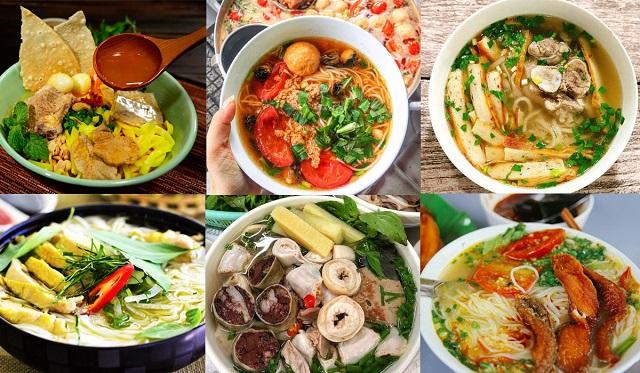 Thực phẩm truyền thống của Việt Nam được đánh giá là