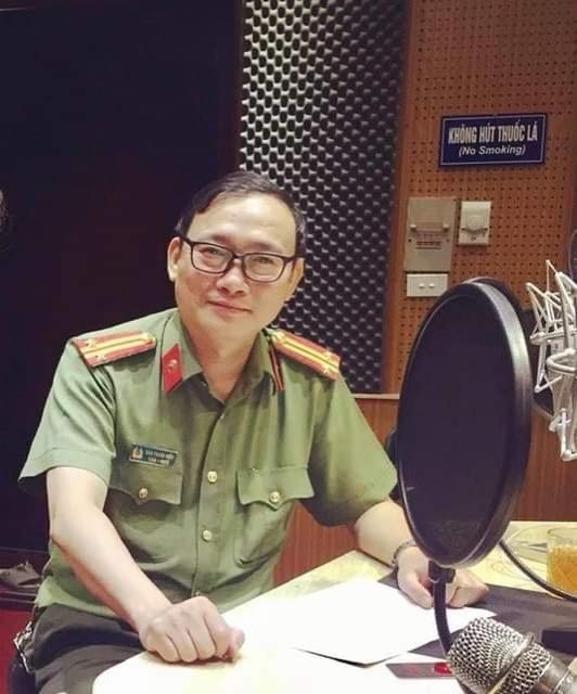 Trung tá Đào Trung Hiếu