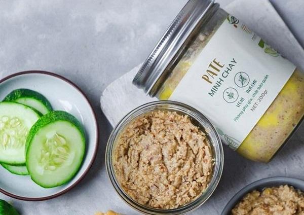Thực phẩm pate Minh Chay gây ngộ độc cho nhiều trường hợp người tiêu dùng.