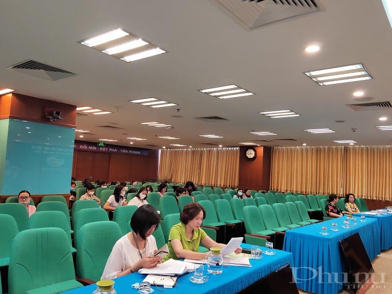 Hội nghị tập huấn diễn ra trong 1,5 ngày, các đại biểu được quán triệt, tập huấn các nội dung quan trọng
