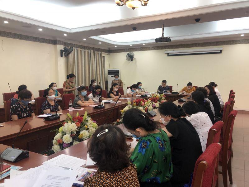 Tọa đàm đánh giá kết quả thực hiện Đề án Hỗ trợ Phụ nữ Thủ đô khởi nghiệp giai đoạn 1