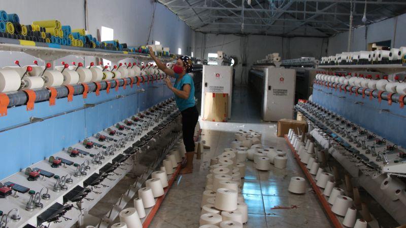 Làng nghề dệt Phùng Xá, huyện Mỹ Đức