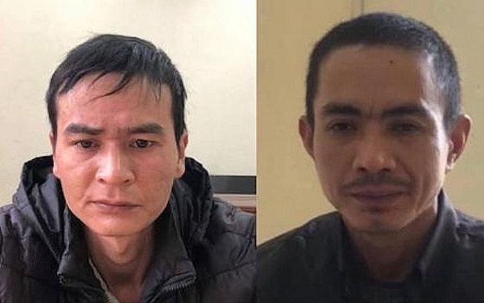 Hai đối tượng gây ra cái chết thương tâm cho nữ sinh Trần Thúy Hiền