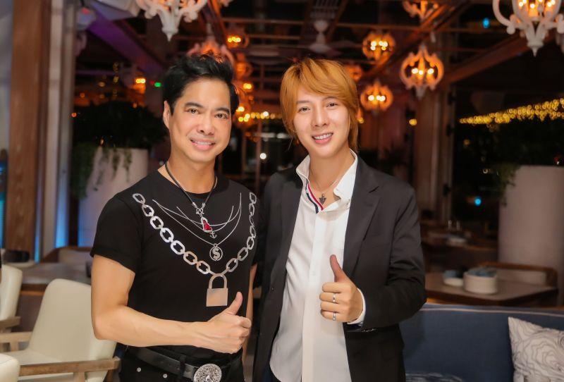 """Ca sĩ, diễn viên S-Quang Ngọc (tên thật Nguyễn Quang Tùng) hiện đang là Giám đốc sản xuất bộ phim """"Ranh giới Gia tộc"""""""