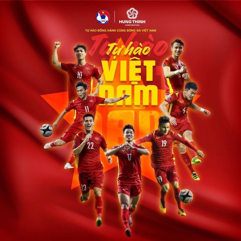 Việt Nam là đại diện duy nhất của khu vực Đông Nam Á góp mặt tại vòng loại cuối World Cup 2022