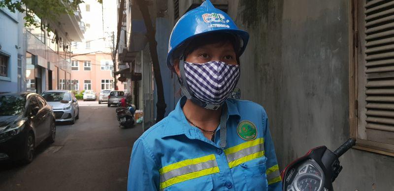 Chị Nguyễn Thị Phương thay mặt 80 công nhân bị nợ lương đã nộp đơn đến các cơ quan chức năng từ ngày 11/5/2021 đến chiều 16/6/2021 chưa được giải quyết