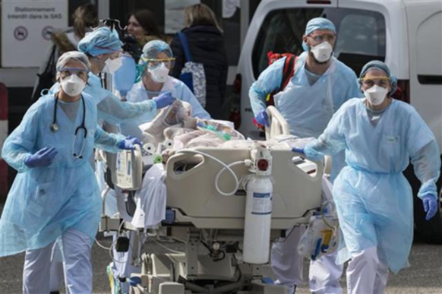 Số ca nhiễm COVID-19 tại Moscow tăng gấp 3 chỉ trong vài ngày.