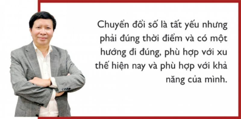 Thạc sĩ Vũ Hải Quang - Phó Tổng Giám đốc Đài Tiếng nói Việt Nam