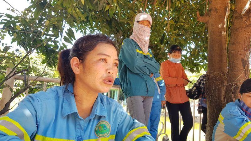 Chị Nguyễn Thị Minh Uyên