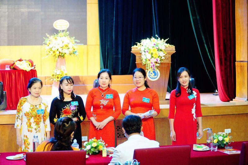 BCH Hội LHPN phường Láng Thượng khóa XIII ra mắt