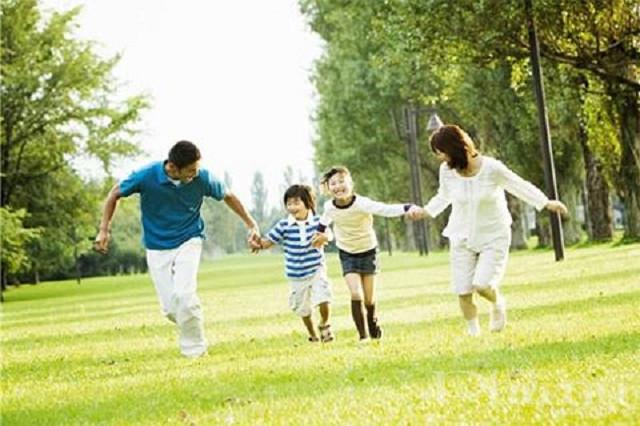 Gia đình hạnh phúc là xã hội