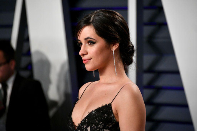 Nữ ca sĩ Camila Cabello.